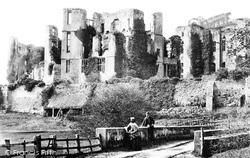 Kenilworth, Castle c.1866