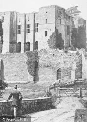 Kenilworth, Castle c.1870