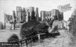 Castle c.1900, Kenilworth