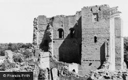 Kenilworth, Castle, Caesar's Tower c.1955