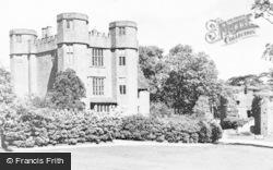 Kenilworth, Castle, Great Gatehouse c.1955