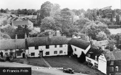 Kenilworth, Castle Green From Gatehouse c.1960