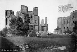 Kenilworth, Castle, Leicester Buildings c.1900