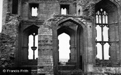 Kenilworth, Castle Ruins c.1950