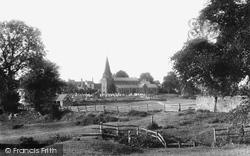 Kenilworth, Church Of St Nicholas 1892