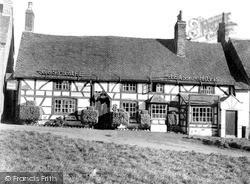 Kenilworth, Cosy Café c.1950