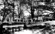 Kenilworth, from below Footbridge  1892