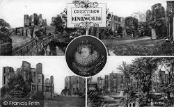 Kenilworth, Greetings From Kenilworth c.1900