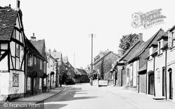 Kenilworth, New Street c.1955