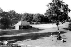 Kenilworth, The Bowling Green, Abbey Fields c.1965