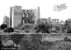 Kenilworth, The Castle c.1955