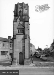 The Clock Tower c.1965, Kenilworth