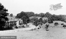 Kenilworth, View From Playing Fields c.1955