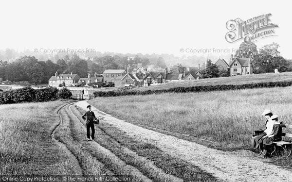 Kenilworth, Village 1892