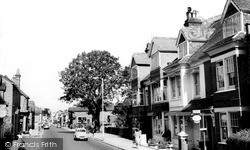 Kenilworth, Warwick Road c.1960