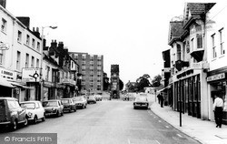 Kenilworth, Warwick Road c.1965