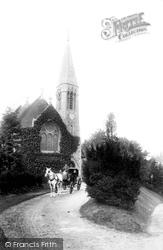 Kenley, All Saints Church 1903