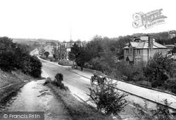 Kenley, Godstone Road 1903