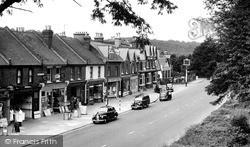 Kenley, Godstone Road c.1955