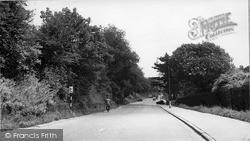 Godstone Road c.1955, Kenley