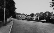 Kenley, Oaks Way c1960