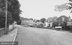 Kenley, Oaks Way c.1960