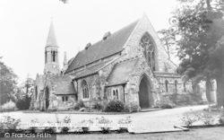 Kenley, Parish Church Of All Saints c.1955