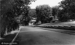 Kenley, Park Road c.1965