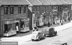 Kenley, Post Office, Godstone Road c.1955