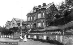 Kenley, Riddlesdown Tea Gardens 1903