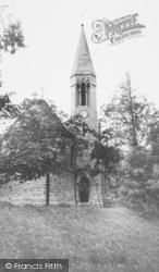 Kenley, The Parish Church Of All Saints c.1955