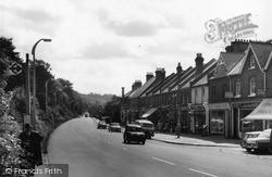 Kenley, The Village c.1955