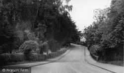 Kenley, Valley Road c.1955