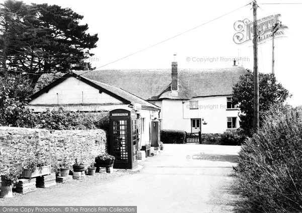 Photo of Kennerleigh, Post Office c.1960
