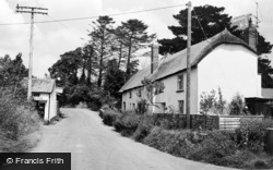 The Village c.1960, Kennerleigh