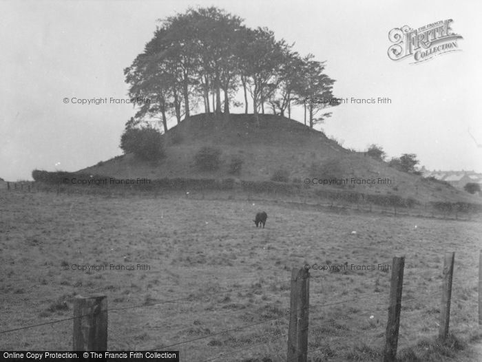 Photo of Kennoway, Maiden Castle, Dunipace Hill 1953