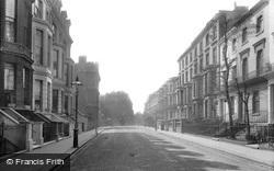 Campden Grove 1906, Kensington