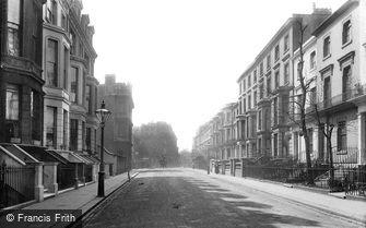 Kensington, Campden Grove 1906