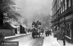 Kensington, Church Street 1906