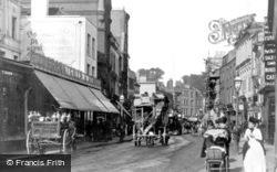High Street 1893, Kensington