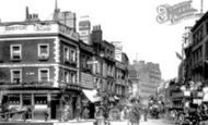 Kensington, High Street 1899