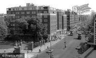 Kensington, High Street c1965
