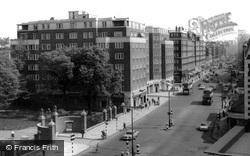 High Street c.1965, Kensington