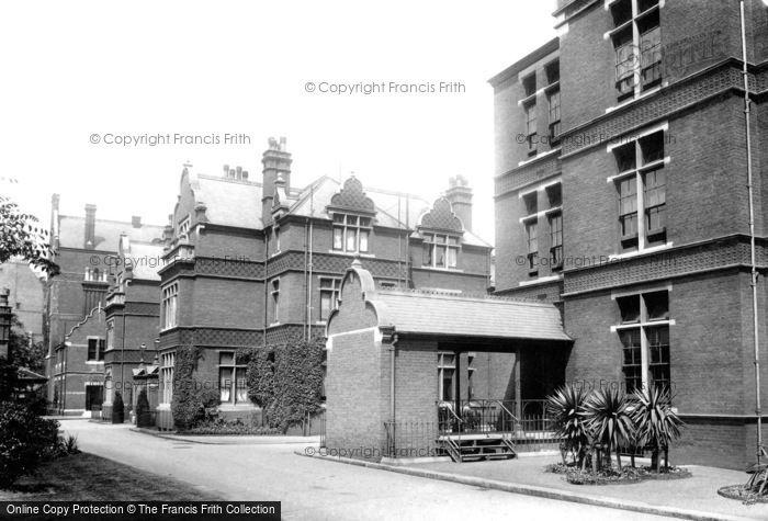 Photo of Kensington, Infirmary 1904