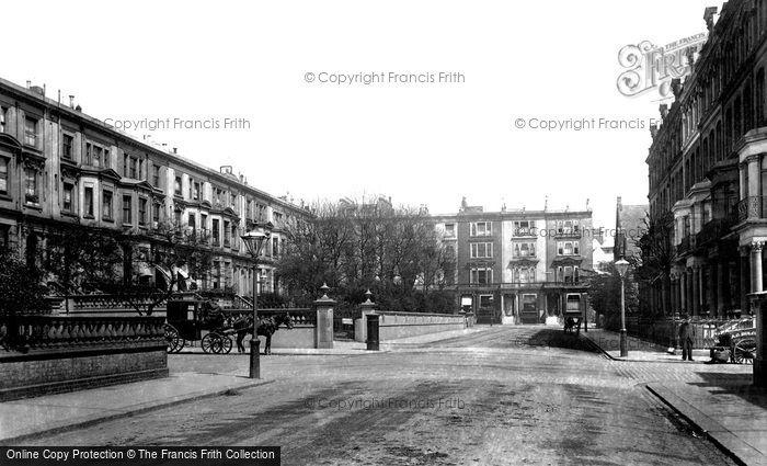 Photo of Kensington, Inverness Gardens 1906