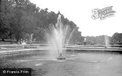 Kensington Gardens 1899, Kensington