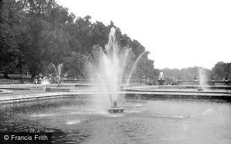 Kensington, Kensington Gardens 1899