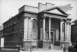 Kensington Palace Chapel 1899, Kensington