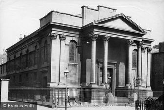 Kensington, Kensington Palace Chapel 1899