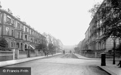 Kensington Palace Gardens Terrace 1906, Kensington